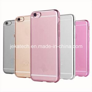 Electroplating TPU Case for iPhone 6 pictures & photos