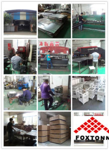 OEM CNC Bending Galvanized Sheet Metal Fabrication pictures & photos