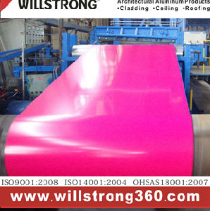 Prepainted Aluminum Coil with Various Color Patterns pictures & photos
