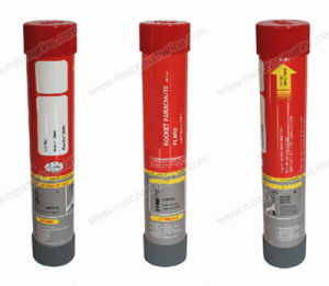Rocket Parachute Handheld Red Flare Signal pictures & photos