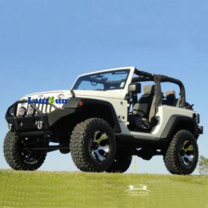 Autoparts Car Black Front Bumper for Jeep Wrangler Jk pictures & photos