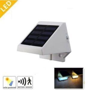 0.2W Solar Garden Street LED Lights with CE & RoHS (PIR Sensor lighting)