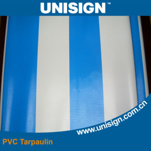 PVC Tarpaulin for Open Top Container Cover pictures & photos