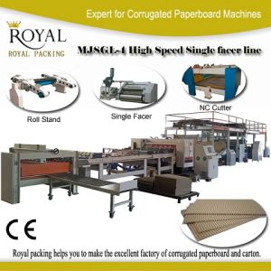 Corrugated Carton Box Production Line pictures & photos
