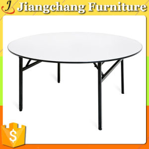 Wholesale Low Price Round Banquet Folding Table (JC T06)