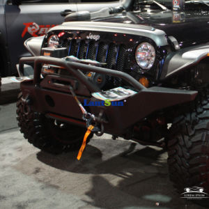Autoparts Car Black Front Bumper for Jeep Wrangler Jk pictures & photos