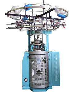 Small Diameter Double Computerized Jacquard Circular Knitting Machine (YD-AD14) pictures & photos