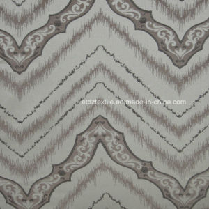 2016 New Popular Polyester Jacquard Window Curtain pictures & photos