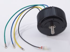 China high power 3kw 20kw brushless and gear less for Electric outboard motor conversion