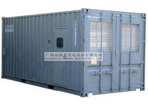 Kusing Pk36300 50/60Hz Three Phase Diesel Generator