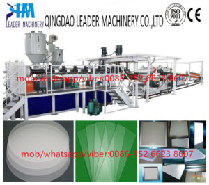 PMMA Light Guide Sheet/Panel Extrusion Line pictures & photos