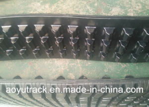 Rubber Track for Caterpillar 277c Compact Loader pictures & photos