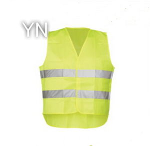 Promotional Customized Reflective Safety Vest pictures & photos