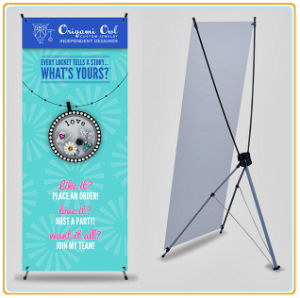 X Banner Stand Display for Promotion Event pictures & photos
