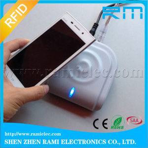 13.56MHz Wireless RJ45 RFID Reader Support Poe WiFi Communication Ethernet pictures & photos