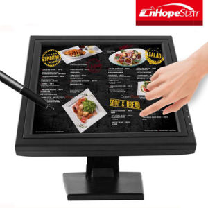 15 17 Inch LCD Touch Screen Monitor for POS Display pictures & photos