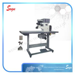 Full Auto Pasting and Flanging Machine (Common Style) pictures & photos