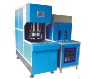 2000bph Two Cavity Pet Bottle Blow Moulding Machine pictures & photos