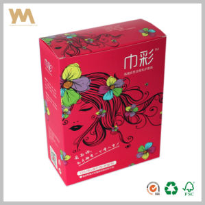 Custom Printing Luxury Paper Box for Sanitary Napkins pictures & photos
