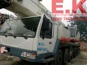 Zoomlion 130ton Hydraulic Truck Mobile Crane Construction Hoist (QY130H) pictures & photos