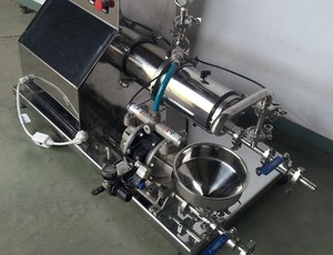 Laboratory Horizontal Medium Mill Machine pictures & photos