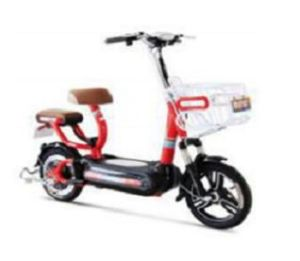 Updated Design Simple Lead-Acid Battery Electric Bike pictures & photos