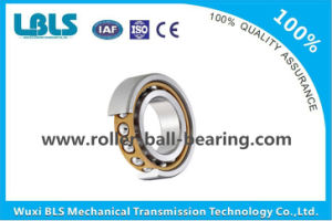 The Inner Ring Single Row Angular Contact Ball Bearing