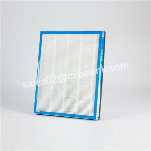 High Efficient HEPA Filter for Portable Air Cleaner pictures & photos