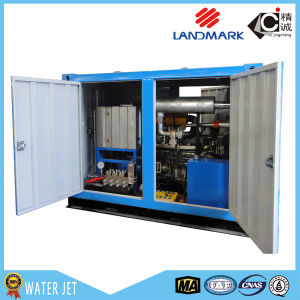 Waterjet Cutting Industrial Washing Systems (L0081) pictures & photos