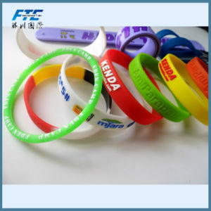 Colorful Silicone Slap Bracelet for Children Gift pictures & photos