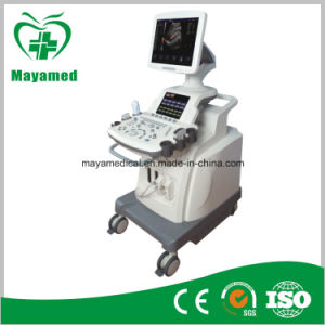 My-A031 Hospital Equipment Full Digital Color Doppler 4D Ultrasound Scanner pictures & photos