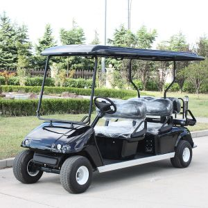 4 Seats Sports Utility Vehicle for Golf Course (DG-C4) pictures & photos