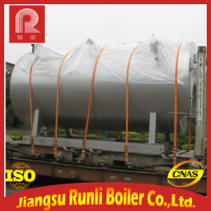 Forced Circulation Thermal Oil Horizontal Boiler with Gas Fired pictures & photos