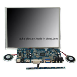 10.4 Inch Screen Resistive Touch SKD Monitor with USB Interface pictures & photos