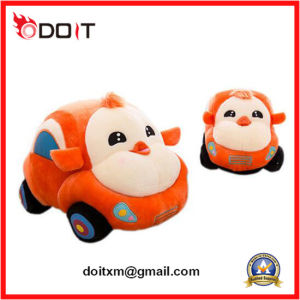Kids Gift Children Monkey Shape Plush Toy Car pictures & photos