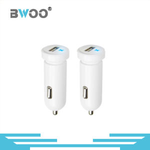 High Quality USB Car Charger with Plastic Box pictures & photos