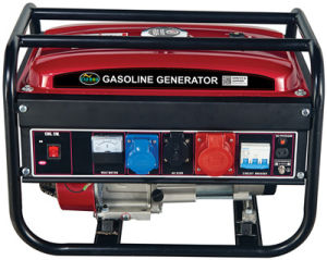 Portable for Homeuse 2kw Three Phase Gasoline Generator pictures & photos