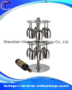 High Quality Metal Hanging Cup Stand Hcs-001 pictures & photos