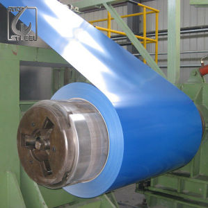 Embossed PPGI Prepainted Galvanized Steel Coil Factory Price pictures & photos