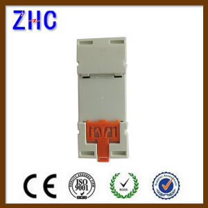 LCD Display Digital DIN Rail Ahc15A 250V Intelligent Timer pictures & photos