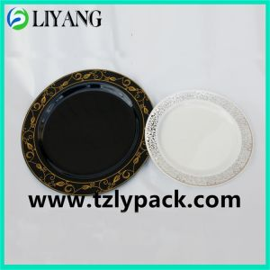 Zhejiang, Hot Stamping Foil for Plastic Dish, Gold Foil pictures & photos