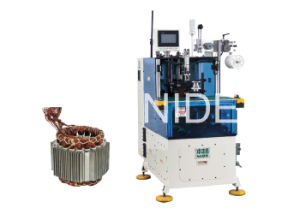 Automatic Double Sides Servo Controlled Stator Coil Lacing Machine pictures & photos