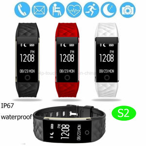 Heart Rate Cycling Mode Smart Band Wristband S2 pictures & photos