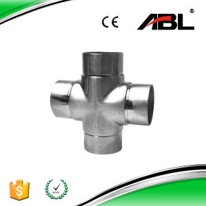 Elbow Pipe Fitting / Handrail Pipe Connector (CC63) pictures & photos
