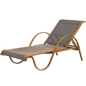 Rattan Beach Chair Chaise Lounge (SL-07005) pictures & photos