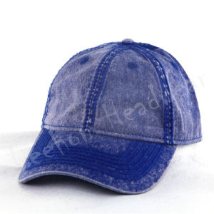Custom Heavy Snow Washed Baseball Cap pictures & photos