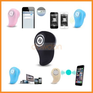 Smallest Music Phone Call Hands-Free Stereo Mini Bluetooth 4.0 Earphone Earpiece pictures & photos