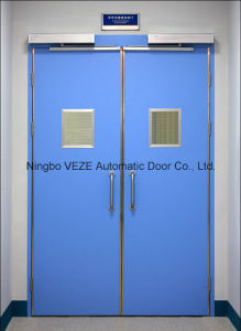 Hospital Automatic Swing Door, Automatic Hermetic Swing Door pictures & photos
