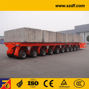 Spmt Hydraulic Multi-Axle Modular Trailer /Transporter pictures & photos