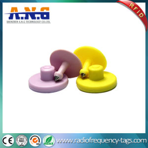 125kHz RFID Animal Ear Tag for Cattles or Sheets pictures & photos
